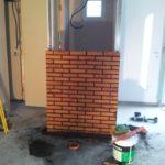 Poele a bois brique refractaire