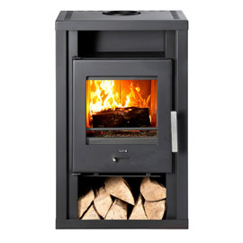 Poele a bois 6 kw double combustion - Poele double combustion ...
